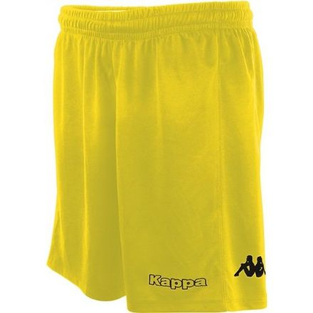 Spero Match Short Yellow